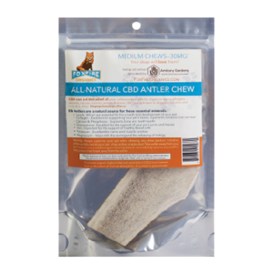 FoxFire Organics - CBD & Elk Antler Pet Products